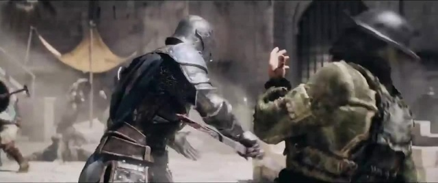 For Honor Knights Song is Amen and Attack by Powerwolf