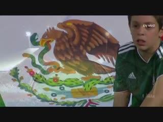 Karol Sevilla canta himno nacional de Mexico | Кароль Севилья поёт национальный гимн Мексики