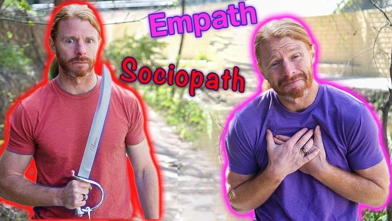 The Sociopathic Empath - Ultra Spiritual Life Episode 147