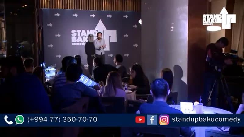 Səbuhi Bayramov (Stand UP Baku 23-cü şou)