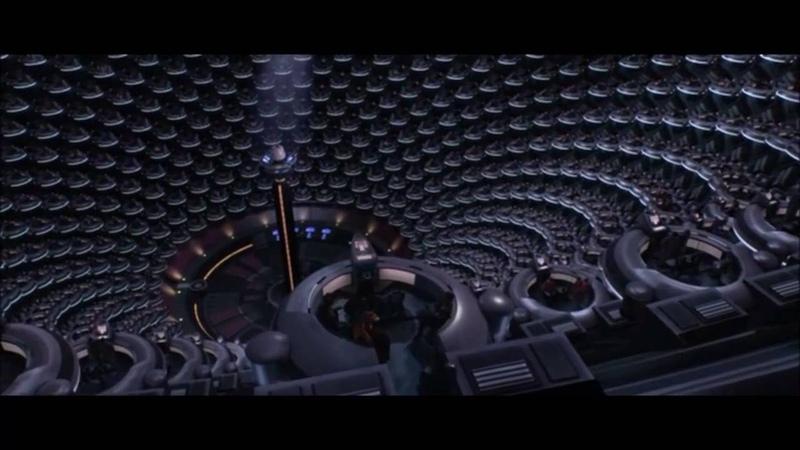 Провозглашение Галактической Империи