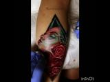 Finish momento. AV tattoo/arts