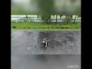 Позитив можно находить всегда и во всём 😉 Танец под дождём возле школы 5 в Шостке Танец в исполнении Евгения Анисимова Источн