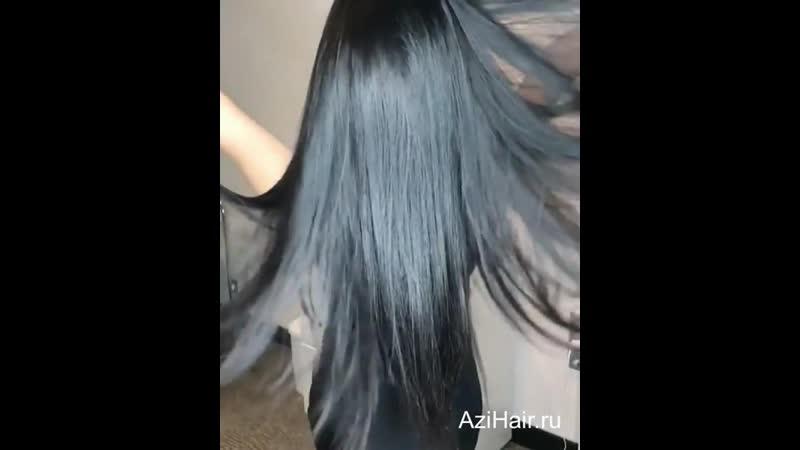 Наращивание волос в Тюмени - Azi Hair