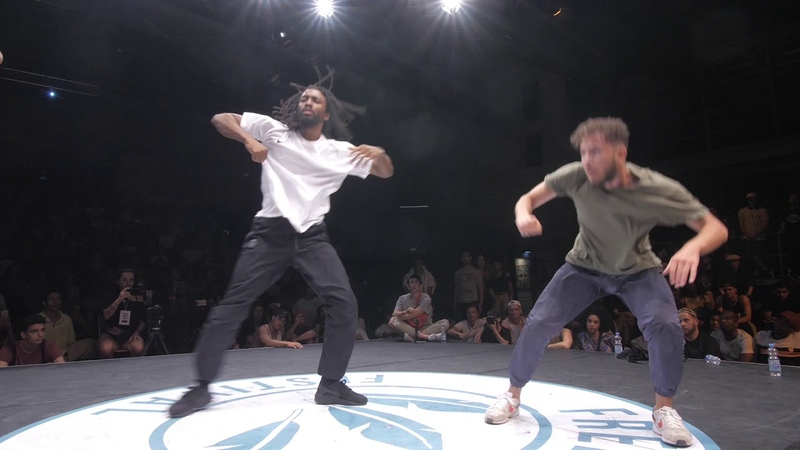 Free Spirit Festival 2018 Championship Waydi Rochka vs Ukay Miracle Hip Hop - Final