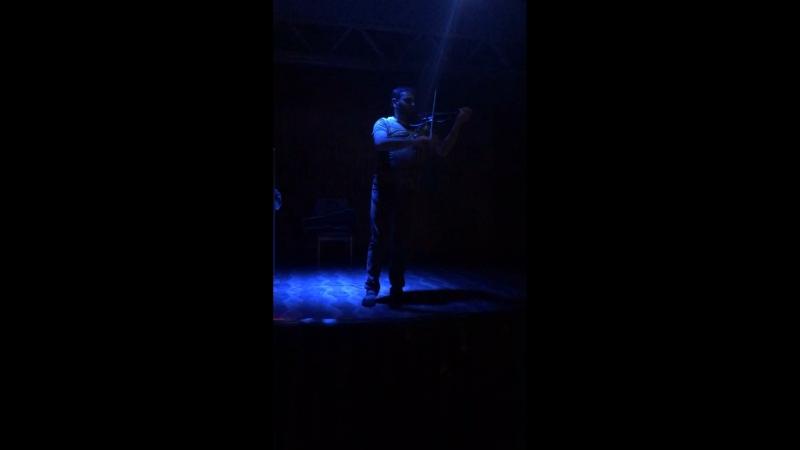 Эдгар, самый лучший скрипач!🎶🎻❤️