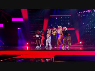 01.02.19 | Выступление на телешоу «The Voice of Holland» с песней «Woman Like Me» (Амстердам, Нидерланды)