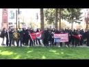 USA_ Die Idioten der Antifa Klage über George Soros_ _Soros, Soros, wo ist mein Geld!__ Offenbar kam noch nicht das versprochene