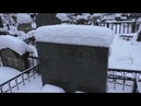 Посещение могил бабушки и дедушки Сюжет 5