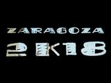 One day in Zaragoza. Travelling through Spain