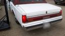 Lincoln Town Car 5 0 V8 EFI Dźwięk Wydechu