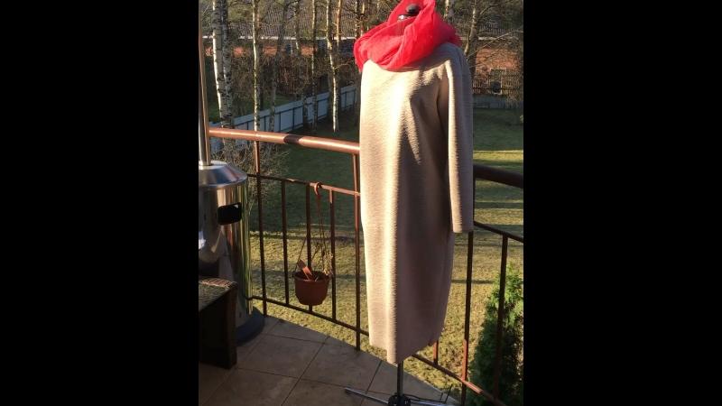 Новое платье-кокон от Vizsla Bari