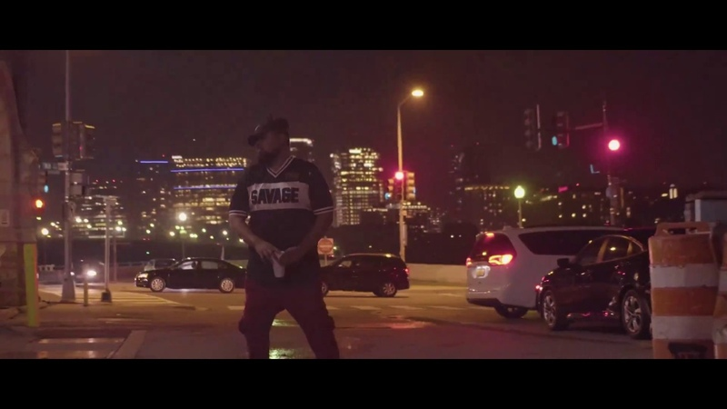 Bray Barz Way Too Lit feat. T-Work [Prod. By Fastaro] (Official Music Video)