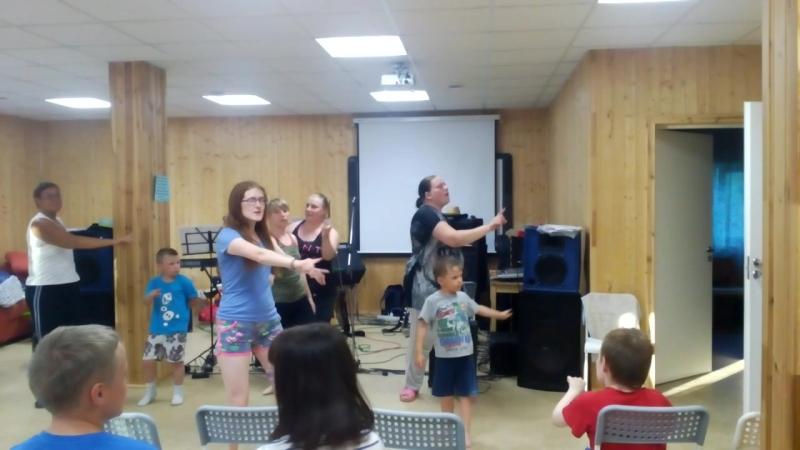 Сямозеро танец