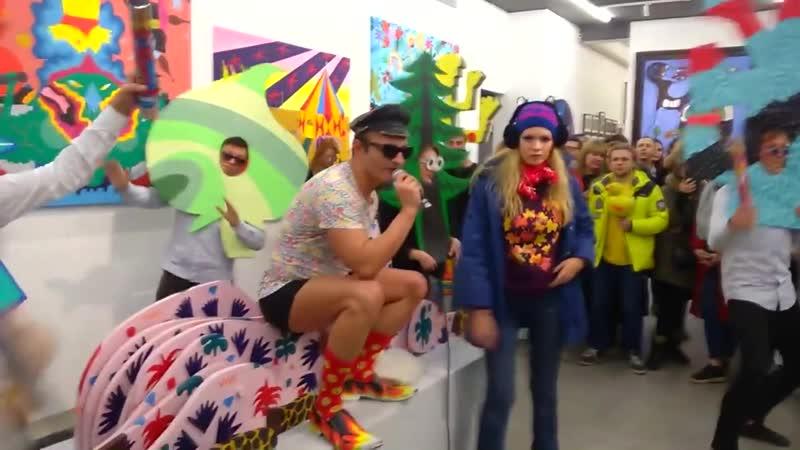 Александр Пистолетов Весна и лето На выставке Андрея Бартенева