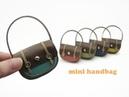 DIY Miniature Doll Mini Handbag Tote Bag