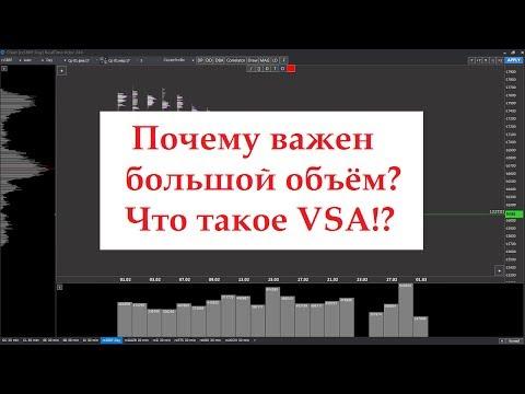 Почему важен объём и что такое VSA?