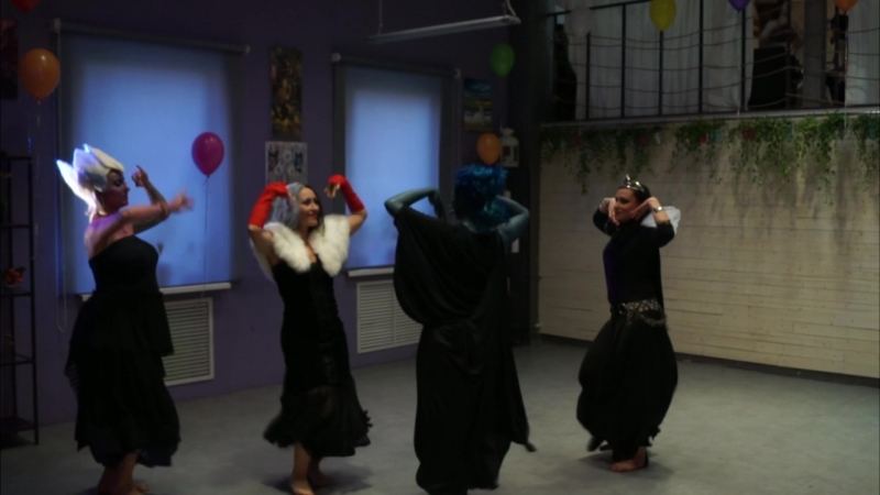 Sauria Sisters IITS | Silver Rose Disney Party