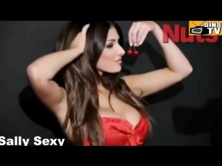 Yoga Sexy Nude Photo Scandals Ever Lucy Pinder hot boobs Part 1 SINS TV ( sex model no porno tits ass bobbs babe big )