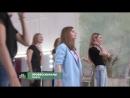Репортаж на телеканале НТВ о школе VEA MODELS Москва