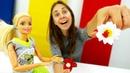 Делаем резинку для волос Барби - Мультики с куклами