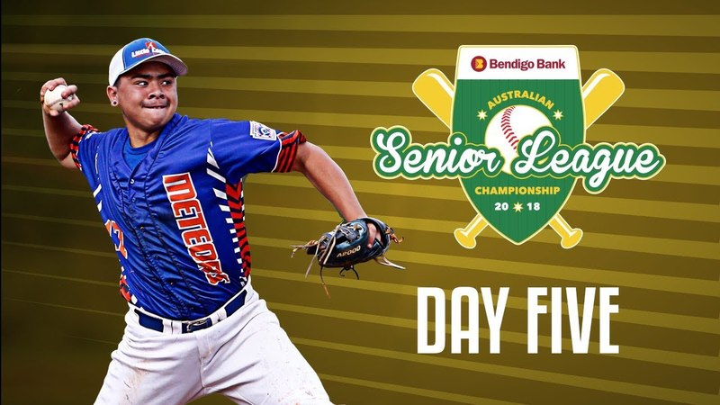 Bendigo Bank Australian Senior League Championship, DAY FIVE ASLC2018