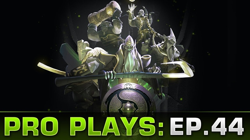 Dota 2 Top 5 Pro Plays Weekly - Ep. 44