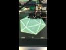 IMPRINTA 3D принтеры Hercules 3D печать Live