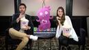 ¡Javi Ponzo y Tini Stoessel te invitan al estreno de Ugly Dolls!