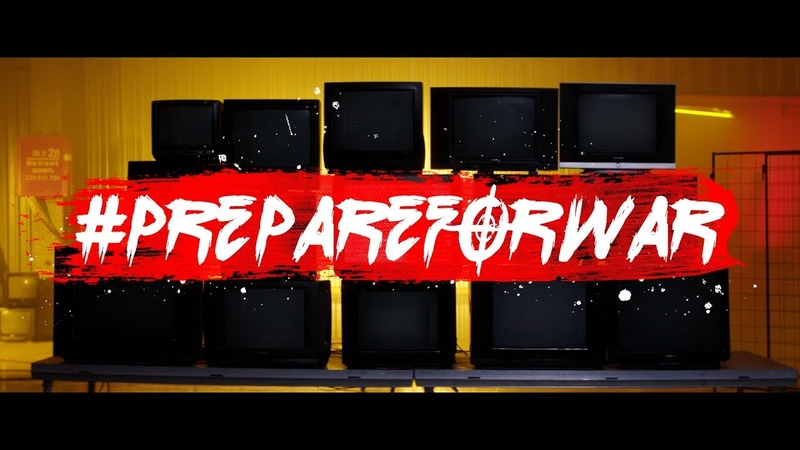 Kill City Kills - Prepareforwar (Teaser/EPK)