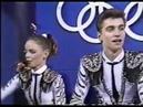 Олимпийские игры 1988 Фигурное катание пары Екатерина Гордеева Сергей Гриньков короткая программа