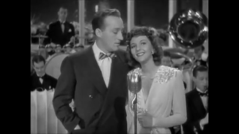 Bing Crosby Mary Martin Only Forever