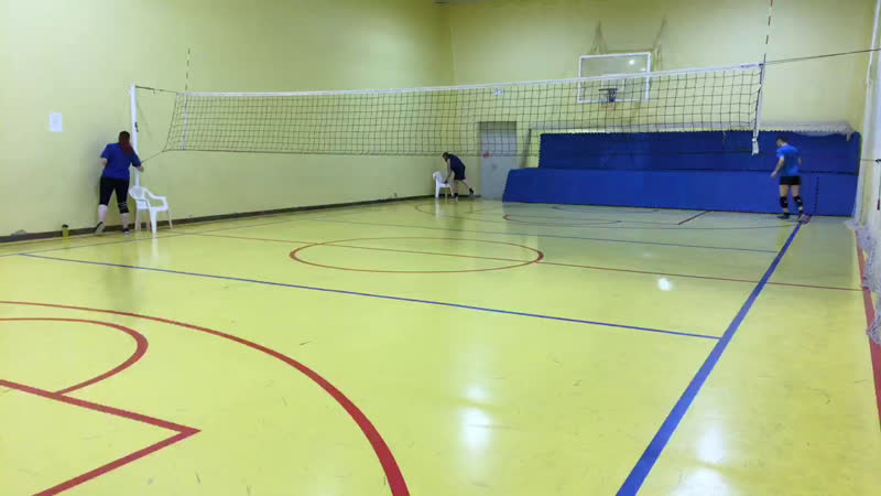 ОДНТ - волейбол