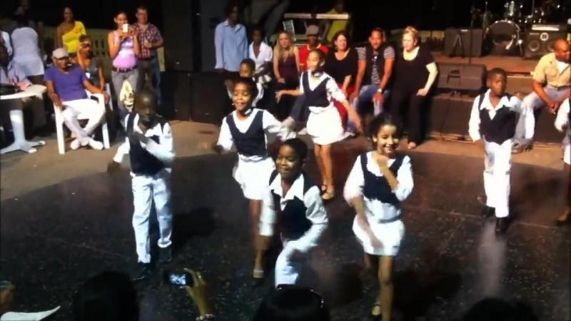 Руэда де касино Дети Куба