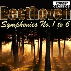 Various Artists альбом Beethoven: Symphonies No. 1 to 6