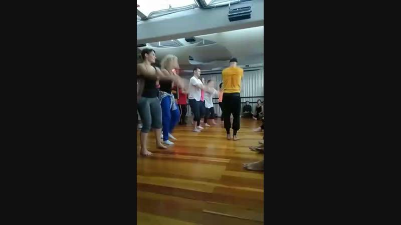 Kaizen Dance Kwenda Lima Krasnoyarsk