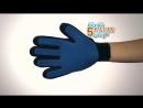 перчатка для кошки mp4