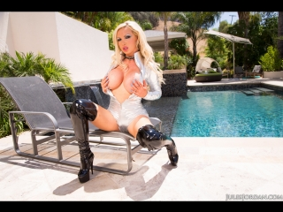 Nikki Benz Jungle Fever Scene 1 - Nikki Benz Devours Lexington Steeles Big Black Cock [1080p]