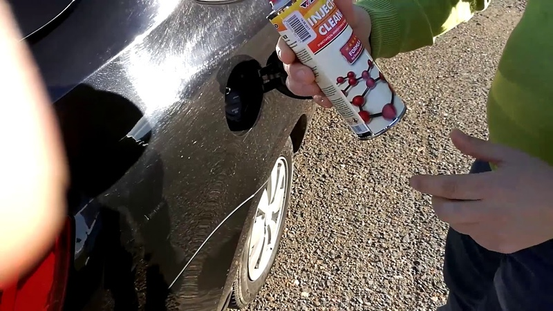 Тест Windigo Injector Cleaner (очиститель инжектора). Экономия топлива. Лада Гранта