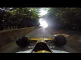 Pierluigi Martini , Minardi M189 F1 Goodwood FOS