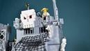 Лего зомби-апокалипсис. Долина Смерти. Город выживших