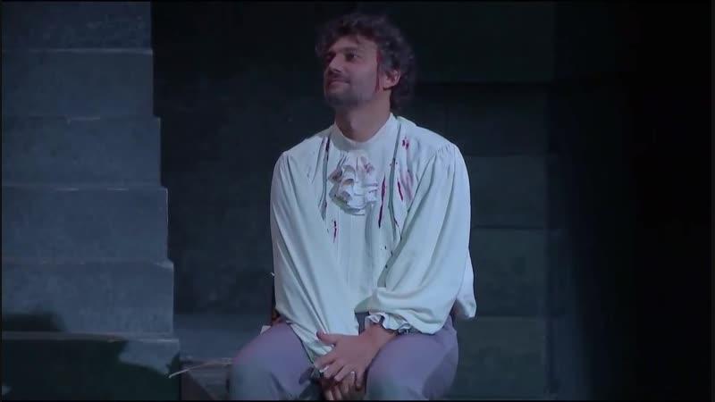 Jonas Kaufman - E Lucevan Le Stelle - Wiener Staatsoper-16-04-2016