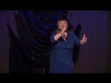 Поэт, автор и исполнитель Елена Ручеёк на концерте Клуба авторской песни