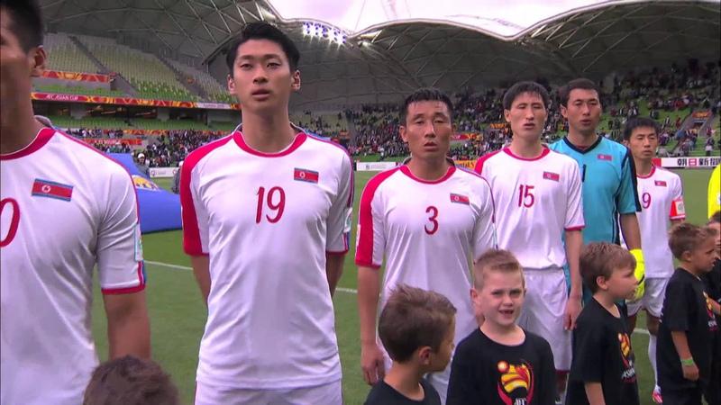 National Anthem DPR Korea