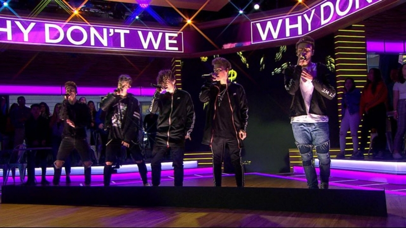Why Don't We - 'Trust Fund Baby' (Live on GMA)