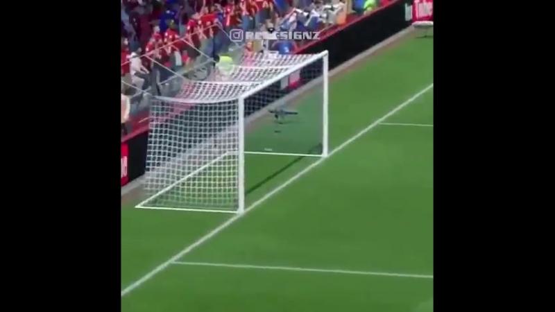 Cette erreur de gardien sur FIFA..