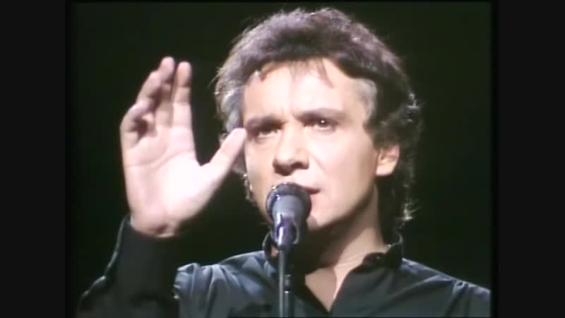 Michel Sardou Palais des Congrès 1983