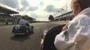 Goodwood Revival 2014 Settrington Cup, Sunday. Auston J40 pedal car No14. Ollie Jermy