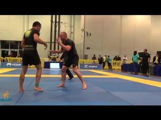 Joshua Bacallao vs Joshua Hinger _ Las Vegas Summer Open NoGi 2018