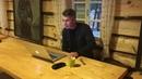 Андрей Рубанов читает Финиста Хутор Захара Прилепина